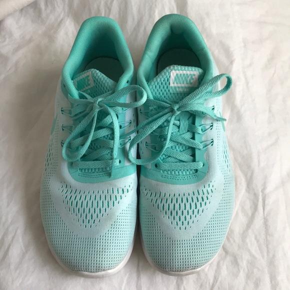Nike Shoes | Mint Green Nike Sneakers